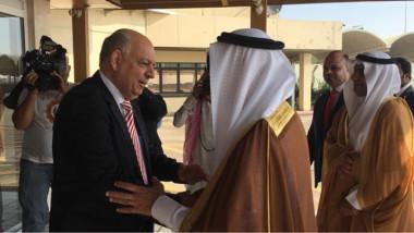 الغضبان و الفالح يبحثان استقرار السوق النفطية واستثمار الشركات السعودية بالعراق