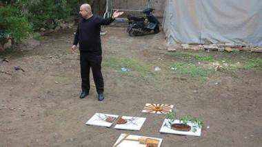 (بغداد تمشي).. أكبر معرض فني متجول