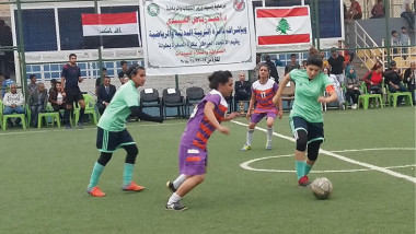 بمشاركة لبنانية..الجوية بطلا لبطولة الصداقة والسلام النسوية بكرة القدم