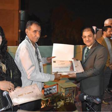 """""""بيس بغداد"""" يستذكر الفنان الراحل رياض أحمد"""