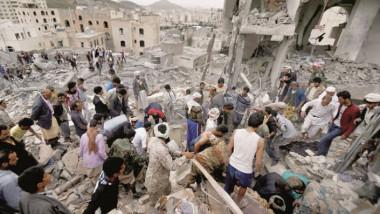 تباطؤ مسعى بريطانيا بشأن الأزمة الإنسانية في اليمن