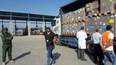 تعاون أوروبي – دولي لتوفير الخدمات الأساسية للمواطنين في ليبيا