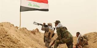 قوة مشتركة من الجيش والحشد تباشر عمليتين عسكريتين لتطهير جزيرة الثرثار وشرق تلول الباج