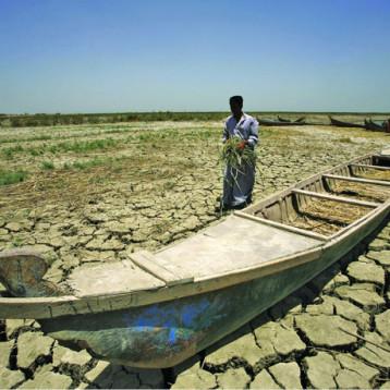 جمعية البيئة والصحة العراقية في المملكة المتحدة تناقش التصحر وشحة المياه في العراق