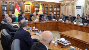 خلافات بين الاتحاد والديمقراطي تعوق تشكيل حكومة الإقليم المقبلة
