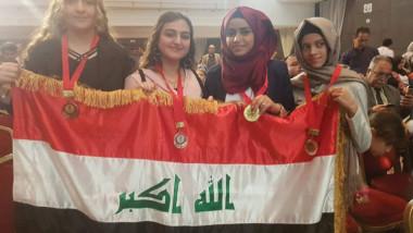 خمسة أوسمة.. حصيلة  الشطرنج العراقي في تونس