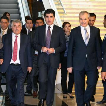 رئيس حكومة الإقليم يزور بغداد لبحث ملف النفط والموازنة الاتحادية
