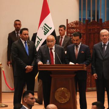 سائرون: الضغوط تتزايد على عبد المهدي والمحاصصة تحضر بقوة في ترشيحات الوزراء