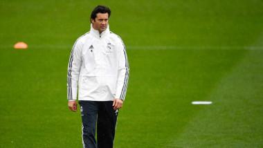 """سولاري يعتمد تكتيكاً مع ريال مدريد قائما على """"إستحواذ أقل وأهداف أكثر"""""""