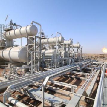 شركة غاز البصرة تبلغ ثلاثة اضعاف انتاجها في 2013 وتؤمن 70 % من حاجة محطات الكهرباء