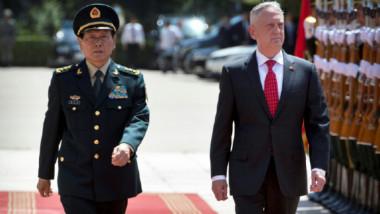 محادثات أمنية ودبلوماسية رفيعة المستوى بين اميركا والصين الجمعة المقبل