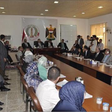 نينوى تحشّد سياسيها ونوابها لتوجيه عناية بغداد بملفي الأمن والوضع الاقتصادي في المحافظة