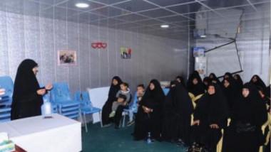 ورشة عن التمكين والاندماج المجتمعي للنساء فاقدات المعيل