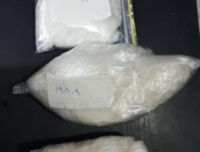 إعتقال مسافر بحوزته أكثر من نصف كيلو من المخدرات في الشلامجة
