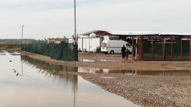التجارة ترسل المواد الغذائية للمتضررين من السيول في نينوى وصلاح الدين
