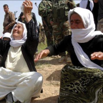 أكثر من 2300 أفادوا من مشروع لدعم الناجين الايزيديين من غزوة داعش