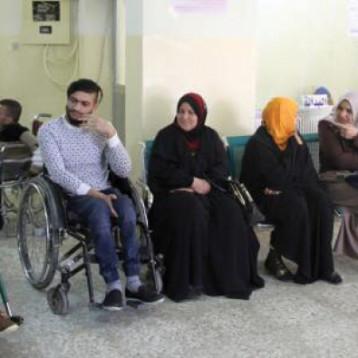 العمل تبحث تعديل قانون رعاية ذوي الإعاقة والاحتياجات الخاصة