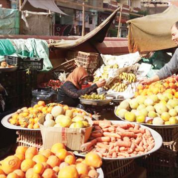 تراجع التضخم السنوي المصري في تشرين الثاني