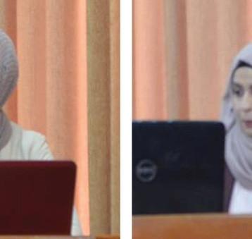 دراسة التغييرات الهورمونية في النساء  والمسببات الجرثومية لإصابات العيون