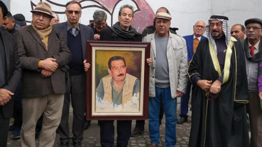 شعراء العراق توحدوا في وجعهم لوفاة الشاعر عريان السيد خلف