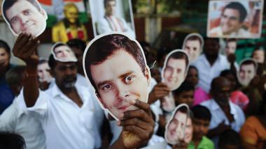 عودة حزب المؤتمر الوطني الهندي