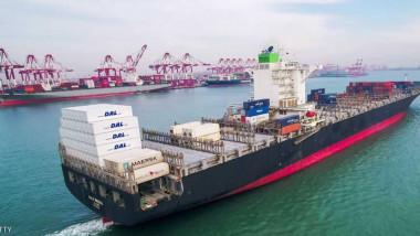 فائض تجاري قياسي  بين الصين وأميركا