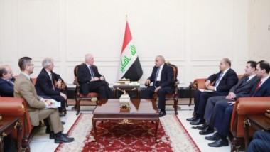 مسؤول امني اوربي يؤكد ضرورة دعم العراق بالمرحلة المقبلة