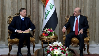 صالح: مصممون للمضي قدماً بالعملية الديمقراطية رغم العقبات