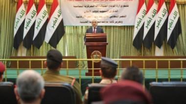 عبد المهدي: نصرنا يكتمل بتحقيق طموح الشعب في الاستقرار والتخلص الفساد والبطالة