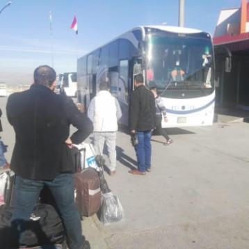 عودة 114 نازحاً عراقياً من تركيا