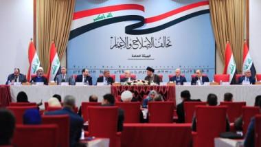 الحكيم رئيساً لتحالف الإصلاح والساعدي للكتلة النيابية