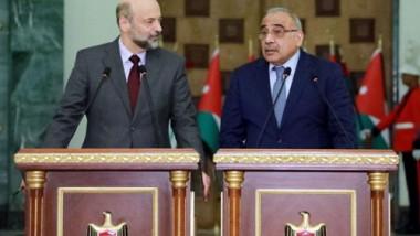 العراق والاردن يعززان اواصر التعاون المشترك للبلدين