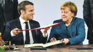 أوروبا تستعد لتفعيل آليّتها مع إيران وأميركا تهدد منتهكي عقوباتها