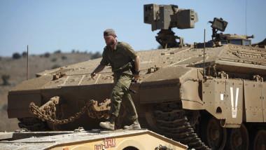 إسرائيل تستهدف وجود إيران وميليشياتها جنوب سورية