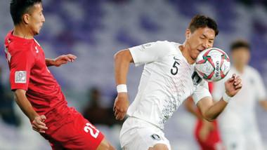 إيران وكوريا الجنوبية يلحقان بركب المتأهلين  إلى ثمن نهائي كأس آسيا