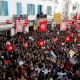 اتحاد الشغل التونسي يدعو لإضراب لرفع أجور الموظفين