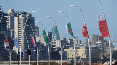 افتتاح القمة العربية الاقتصادية في بيروت  بغياب غالبية القادة العرب