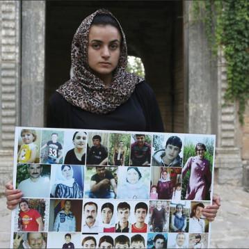 اكثر من 3 آلاف إيزيدي ما زالوا بعداد المفقودين