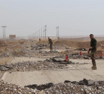 اليونسكو: اعمار الموصل صعب ويحتاج وقتا لكثرة الالغام