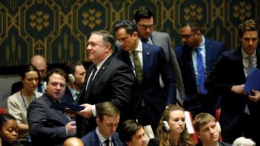 اميركا والاوروبيون يواصلون دعم غوايدو في الامم المتحدة
