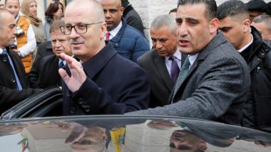 رامي الحمد الله يستقيل لحين تشكيل  الحكومة الفلسطينية الجديدة