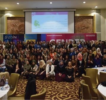 زين العراق تقيم مؤتمراً خاصا لتمكين المرأة لموظفاتها من جميع محافظات العراق