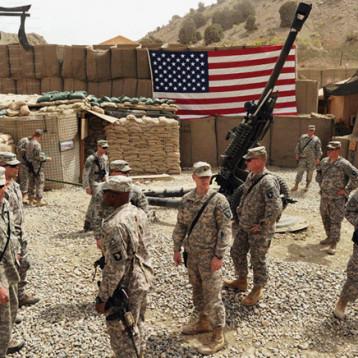 كاتبة امريكية: فوضى الشرق الأوسط ستتزايد بعد انسحاب الولايات المتحدة