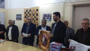 محمد صبري يتوج بلقب 6 كانون الثاني بالشطرنج