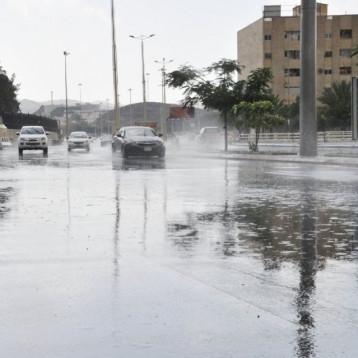 موجة امطار مرتقبة في العراق نهاية الشهر الجاري والأيام المقبلة دافئة