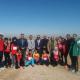 ناشئات المركز الوطني لالعاب القوى أولاً في ركضة الضاحية