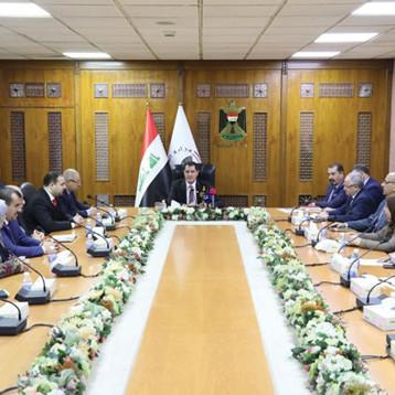 وزير التخطيط يعلن عن رؤية الوزارة لحل ازمة السكن في العراق