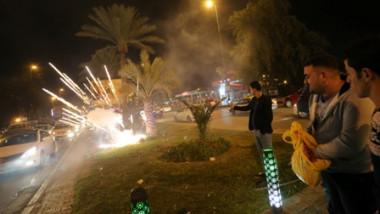 إصابة 78 شخصاً في الرصافة بإحتفالات رأس السنة