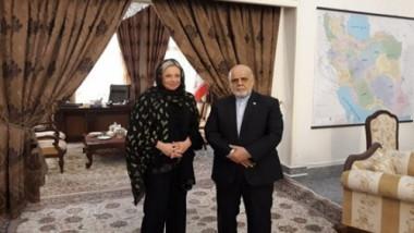 ایران والامم المتحدة تبحثان الاوضاع في العراق