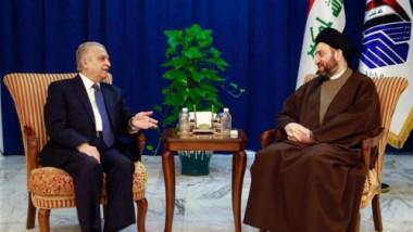 وزير الخارجية يوضح للحكيم موقف العراق من القضية الفلسطينية